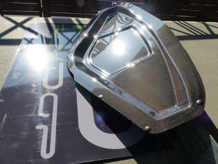 RevDop BMW CARBON HOOD COVER F30 F31 F8 -Motorhaubenabdeckung-