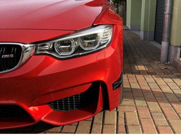 Frontcanards BMW M3 / BMW M4 / BMW F80 F82 F83